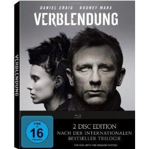 Verblendung -Remake- (Blu Ray) für 7,90 € bei Amazon!