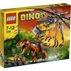 LEGO Dino 5886 - T-Rex Transport-Helikopter