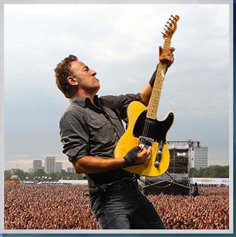 Bruce Springsteen: 2 Tickets zum Preis von einem (München, Hannover, Leipzig, Mönchengladbach) - nur für O2 Kunden - Ersparnis ca 40%