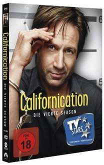 Californication Staffel 1 bis 4 für je 9,99 Euro