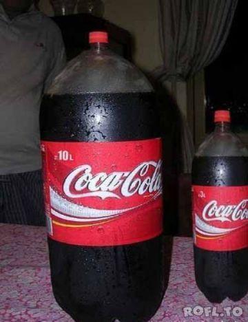Coca Cola 1,25l für 0,69€ (1l = 0,56€) am 22.12 [Lidl]