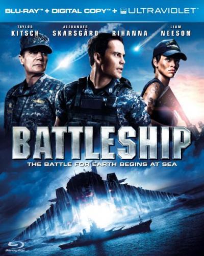Battleship Blu-ray 9,97 Euro