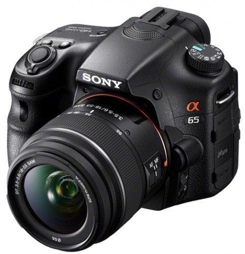 Amazon WHD - Sony SLT-A65VK für 640 € - Super SLT-Kamera inkl. Kitobjektiv