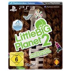 [Otto.de] Little Big Planet 2 Collector's Edition [PS3] - Für Neukunden ab 19,99 EUR (vll 14,99EUR?) - Stammkunden 28,49 EUR