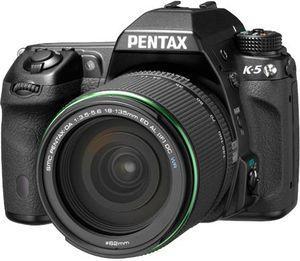 Pentax K5 + 18-55 WR Kit -> 595€ // 18-135 Kit -> 850€