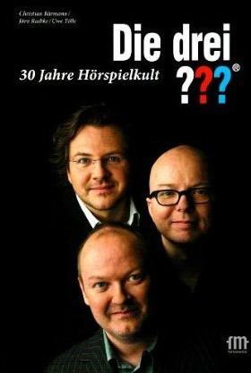 """[hoerspiel.de] Buch """"Die drei ???: 30 Jahre Hörspielkult"""" für 12,89€ inkl. VSK"""