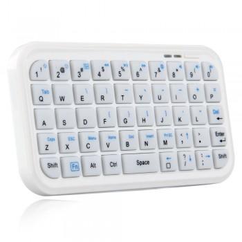 Mini Bluetooth 3.0 Tastatur für Samsung Galaxy S3, iPad 2, iPhone 4s/4 um 8,14€ inkl. VSK