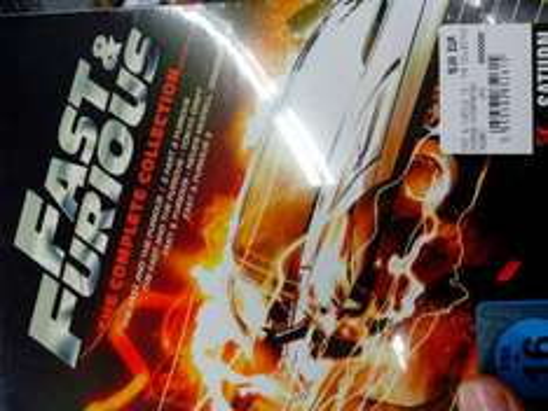 [deutschlandweit?/Esslingen a.N.] Fast and Furious Collection (1-5) (DVD)