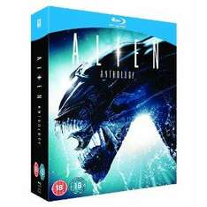 Alien Anthology [UK Blu-ray Box ] [4 Disc Set] für 15,86 € inkl. VSK@ AMAZON.UK