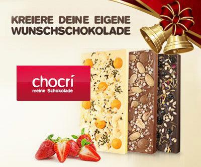 Chocri 30 € Gutschein für 14,90 € @Dailydeal