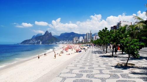 Flüge: Madrid – Rio de Janeiro – Frankfurt für 375€ mit TAM/Lufthansa von März bis Mai