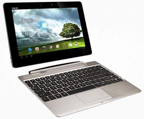 [Amazon Warehouse Deal] Asus Transformer Pad TF700T inkl. Keyboard Dock für 420 EUR
