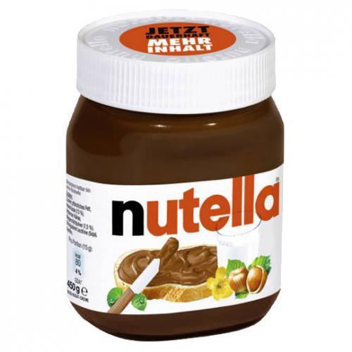 Nutella 450 gr. bei Metro für 1,27 Euro