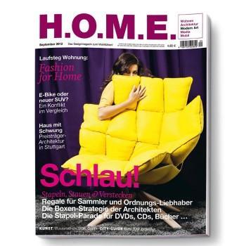 H.O.M.E. Zeitschrift 10 Ausgaben Kostenlos