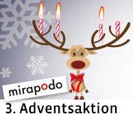 Adventsaktion: Verschiedene Stiefel und Stiefeletten bei mirapodo noch bis 16.12.12 um bis zu 50% reduziert