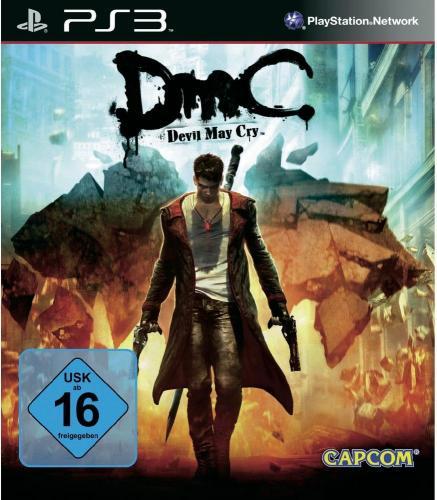 DmC Devil May Cry - PS3 und Xbox 360 bei digitalo.de (Vorbestellung)