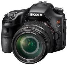 Sony SLT-A57K + 18-55er Kit-Objektiv für 576,27 € - Amazon!