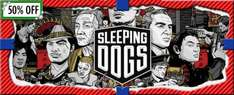 [Steam] Sleeping Dogs Limited Edition für €24,99 @GetGamesGo