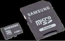 [Saturn Österreich] [LateNight Shopping] - Samsung microSDHC 4GB EA-PMSD04G EUR 1,- inkl. Versand