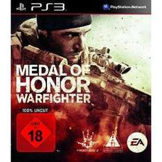 [PS3/360] Medal of Honor Warfighter für 25,00€ [Saturn online] bei offline Abholung!