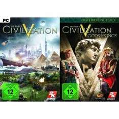 Civilization V inkl. Gods & Kings @ Amazon Adventskalender 8,97€
