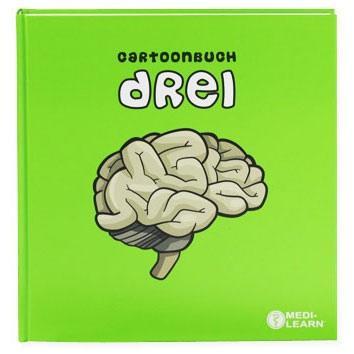 [DocCheck Shop] Rippenspreizer Cartoonbuch drei für 6,49 Euro