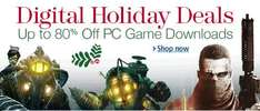 Digital Holiday Deals @ Amazon.com