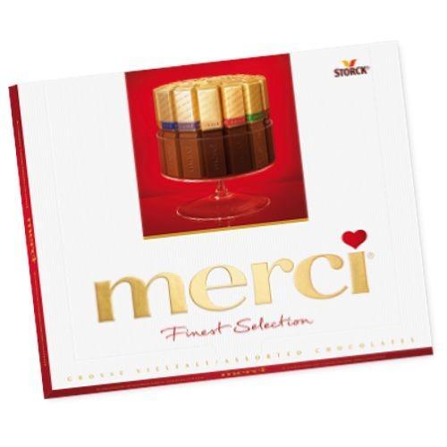 Merci Vielfalt Finest Selection 250g   1,88€  ab17.12. Edeka/Reichelt Berlin (Offline)