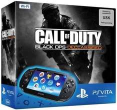 PS Vita Konsole incl. Call of Duty Black Ops Declassified Gamestop