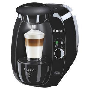 Bosch Tassimo, schwarz für 54,90,-€ inkl. Versand bei REAL Online