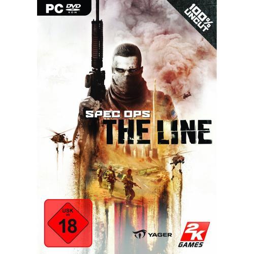 (PC) Spec Ops - The Line @McGame.com