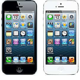 iPhone 5 16 GB (SIM-/Netlockfrei) + Telekom Special Complete Mobil Basic