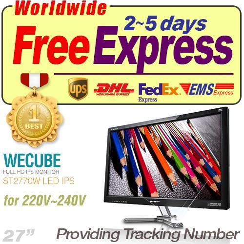 27'' Monitor mit 2650x1440 Auflösung - Aus Korea @Ebay