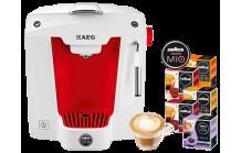 "LAVAZZA A Modo Mio Kaffeemaschine ""AEG-ELECTROLUX LM 5100 Favola"" + 80 Kapseln"