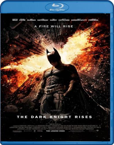 Batman Dark Knight Rises BluRay @ Amazon Adventskalender für nur 9,97€