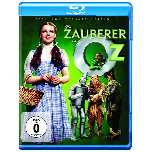 Der Zauberer von Oz (+ Digital Copy) [Blu-ray] für 7,97 € @Amazon