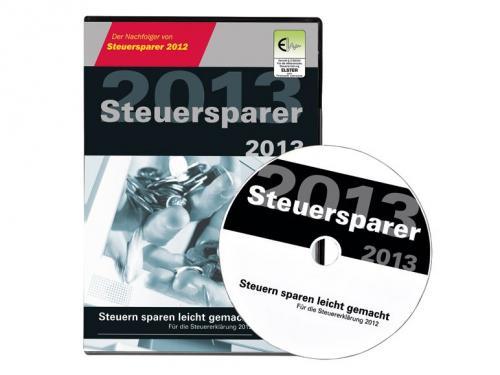 [Lidl] Steuersparer 2013 (entspricht t@x 2013 und ähnlich WISO SteuerSparbuch 2013)