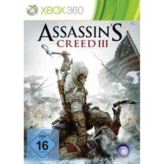 Assassins Creed 3 für PS3/Xbox360 für 35 Euro bei Amazon