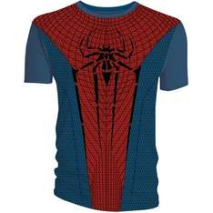 (UK) The Amazing Spider-Man T-shirt für €7.49 @ play