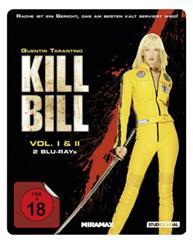 [Media Dealer] Kill Bill – Volume 1 & 2  *Steel Edition* [Blu-ray] für 18,84€
