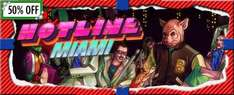 [Steam] Hotline Miami ab 3,76€ @GetGamesGo