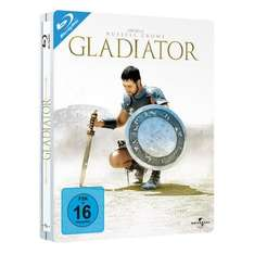 Gladiator 10th Anniversary-Edition Steelbook Blu-ray