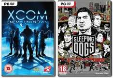 [Steam] Sleeping Dogs ca. 12€ & XCOM: EU ca. 16€ @Simplygames (PC-Download)