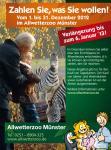 Allwetterzoo Münster - pay-what-you-want - verlängert bis zum 06.01.2013