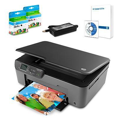 HP Deskjet 3070A e-All-in-One (Drucker, Scanner, Kopierer) mit WLAN für 51,94 € bei druckerzubehoer.de