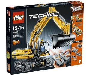 LEGO Technic 8043 - Motorisierter Raupenbagger für günstige 129,99€ inkl Versand @Null.de