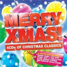 (UK) Merry Xmas! (4CD) für €7.49 @ play