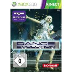 Dance Evolution (Kinect) Xbox 360 9,90Euro@Amazon