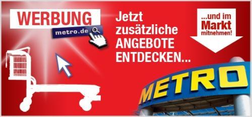 [Metro bundesweit]Einige Non Food Artikel sehr günstig: Spielzeug (Lego, Playmobil, Carrera-Bahn), Nespresso Pixie, Waschmaschine, LCD TV