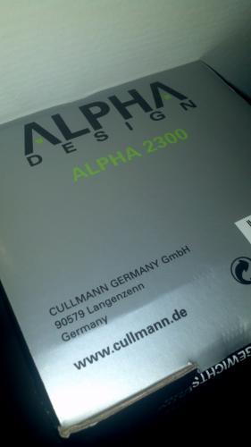 [Berlin] Cullmann Alpha 2300 Stativ im Saturn am Alexanderplatz